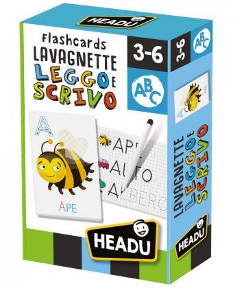 Flashcards Lavagnette leggo e scrivo