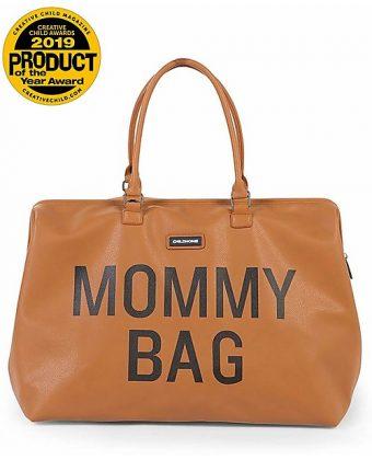 Mommy Bag Pelle
