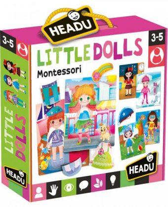 Montessori MY LITTLE DOLLS